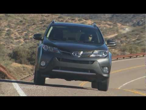 Road Test: 2013 Toyota RAV4