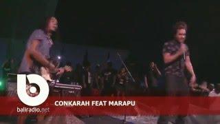 MARAPU feat CONKARAH live at Bali Reggae Star Festival 2016