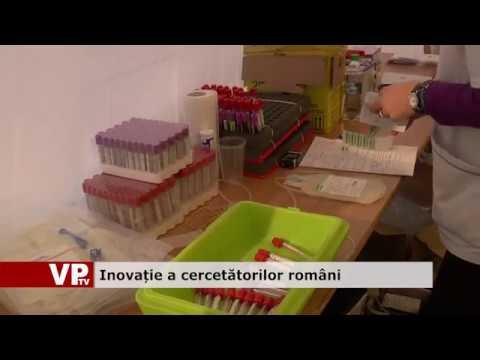 Inovație a cercetătorilor români