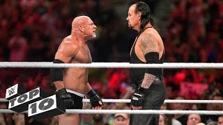 Wildest Royal Rumble Match showdowns: WWE Top 10, Jan. 13, 2018