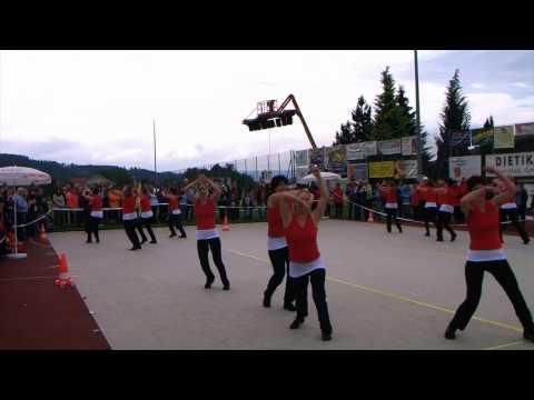 Team Aerobic Damenriege Holziken