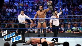 Nonton Top 10 Smackdown Live Moments  Wwe Top 10  May 16  2017 Film Subtitle Indonesia Streaming Movie Download