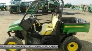 6. 2016 John Deere XUV 560 Minier, Springfield, Bloomington, and Peoria, IL 42404