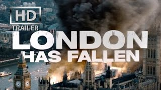 Nonton London Has Fallen | official teaser trailer (2016) Gerard Butler Aaron Eckhart Film Subtitle Indonesia Streaming Movie Download