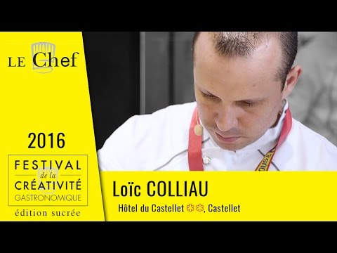FCG 2016 édition sucrée : Loïc Colliau
