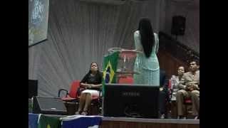 Fernanda Brum Ministra Sobre A Vida Da Cassiane.