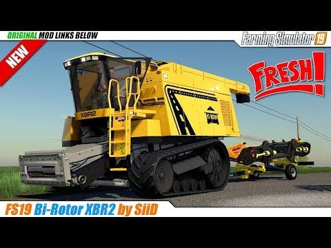 Bi-Rotor XBR2 v1.0
