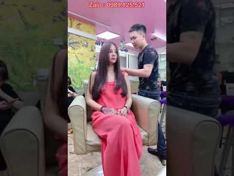 772 Video của Salon chuyến nối tóc Bắc Hugo