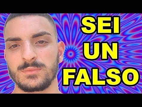 La FALSITÀ di ANTONY DI FRANCESCO