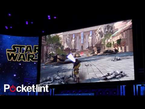 Picture from Star Wars Kinect to appear again at E3 2011
