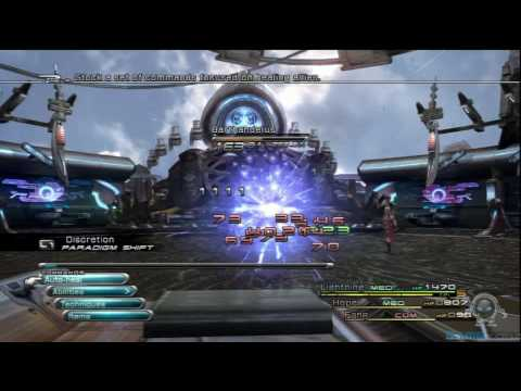 preview-Final Fantasy XIII: Boss Guide - Part 2 (Kwings in GameZone)