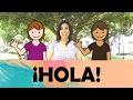 Canciones de saludo y despedida - YouTube