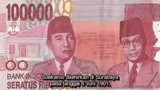 Viral! Uang 100000 berbicara, Kisah SoekarnoHatta