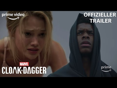 """Wenn wir uns berühren, macht es Boom!"" | Marvel's Cloak & Dagger | Trailer | Prime Video DE"