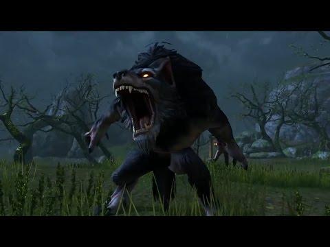 Elder Scrolls Online: Werewolf Gameplay (Free Bite to become werewolf)