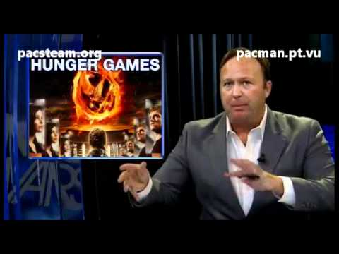 hollywood movies - In this movie Alex Jones will take a closer look at the following movies: * The Dark Knight Rises * Prometheus * The Hunger Games * A Clockwork Orange * Seve...