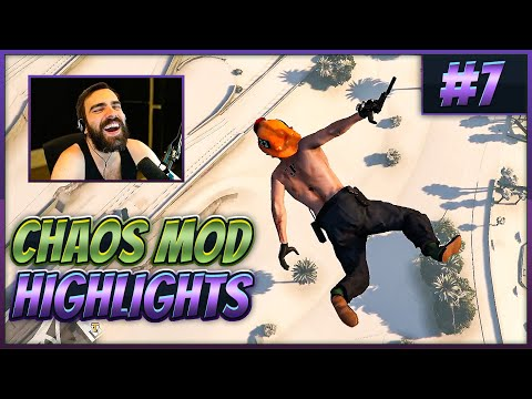 The BEST of Expanded and Enhanced GTA 5 Chaos Mod! - #7