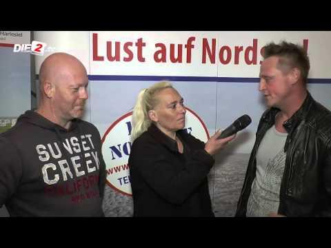 Interview mit Chriss Martin und Der Stefan in Duisburg-Neumühl