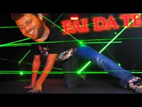 costruire un allarme laser fai da te