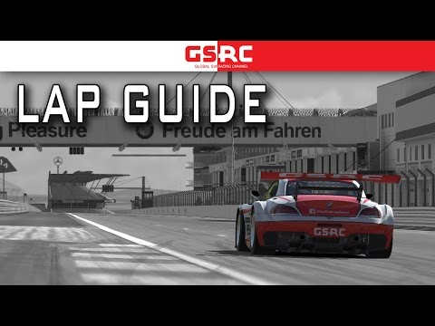 Lap Guide: BMW Z4 at Nürburgring GP