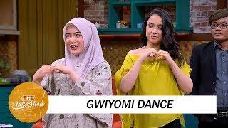 Video Ayana Moon Ngajarin Gwiyomi Dance MP3, 3GP, MP4, WEBM, AVI, FLV Mei 2018