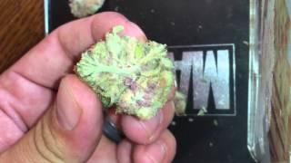 PURPLE WEED!!!!!!!! by Custom Grow 420