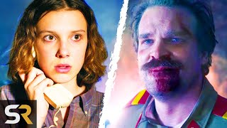 Stranger Things Season 3's Ending (And Hopper's Fate) Explained by Screen Rant