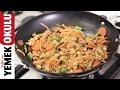 Erişteli Tavuk | 5 Dakikalık Yemekler