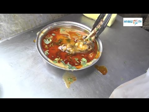 , Hyderabad Paya Soup-Sohail Hotel