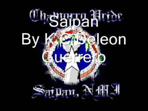 Kc Deleon Guerrero.-Saipan