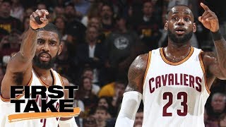 First Take's Stephen A. Smith and Max Kellerman debate if LeBron James should care about talk surrounding him and Kyrie Irving. ✓ Subscribe to ESPN on ...