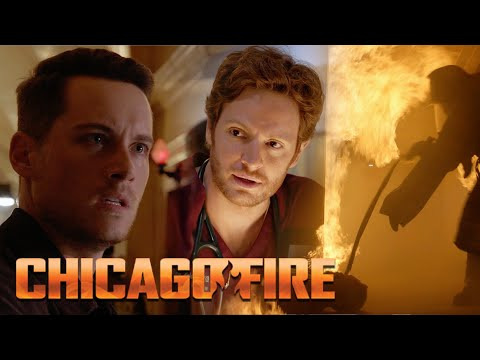 When The Halstead Brothers Need Saving | Chicago Fire