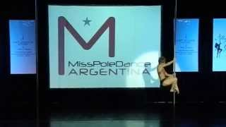 Serra Belen - Miss Pole Dance Sudamerica 2013 (Winner)