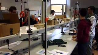 Laboratorio de Física de la Escuela de Ingenieros Industriales