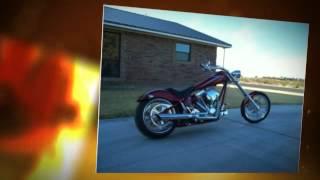 6. For Sale  2006 American Ironhorse Legend