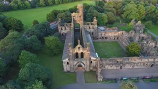 Leeds United Kingdom  City pictures : Leeds, United Kingdom. Drone aerial 4k filming