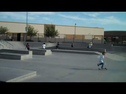Rio Vista Skate Park, Peoria, Arizona
