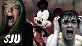 Disney Buries Fox and New Mutants | SJU by Clevver Movies