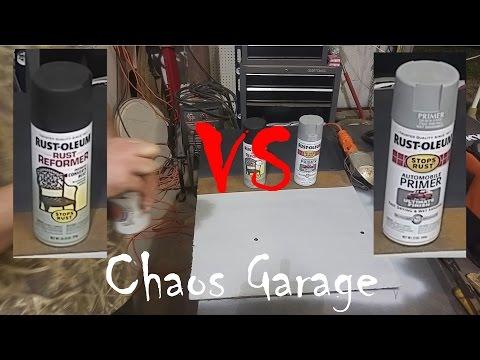 Rust Reformer vs Primer on Rust