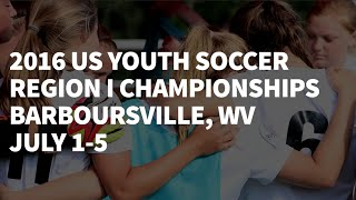Barboursville (WV) United States  city images : 2016 US Youth Soccer Region I Championships - Barboursville, WV