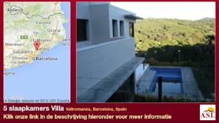 Vallromanas Spain  City pictures : 5 slaapkamers Villa te Koop in Vallromanes, Barcelona, Spain