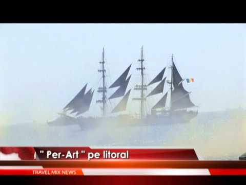 """Per-Art"" pe litoral – VIDEO"