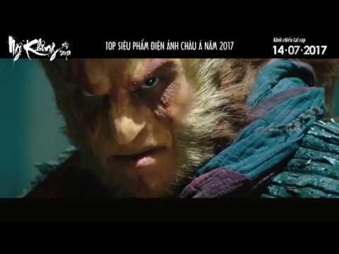 """Phim hành động """"Wu Kong / Ngộ Không Kỳ Truyện"""" Trailer #3"""
