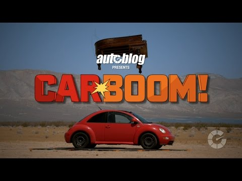 CarBoom! S1:E8 | Symphony Of Destruction