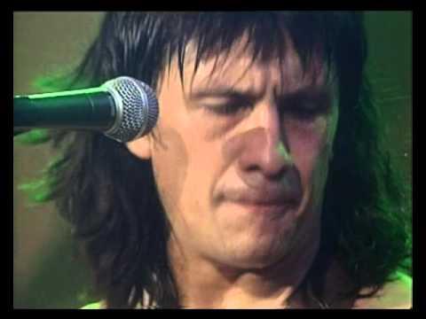 Germán Burgos video Maldito blues - CM Vivo 2000