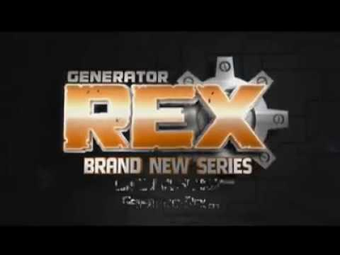 Generator Rex - New Preview