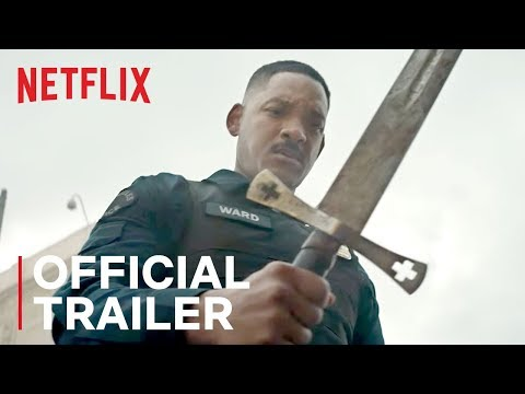 Will Smith, Joel Edgerton Deal With Strange Things in Netflix's 'Bright' Trailer