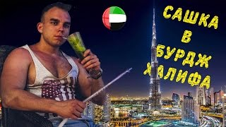 Видео с путешествия по Эмиратам