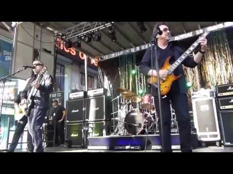 BLUE OYSTER CULT Godzilla LIVE Fox 5 Morning Show MANHATTAN N.Y. Aug 28, 2015 Time 8 A.m.!!