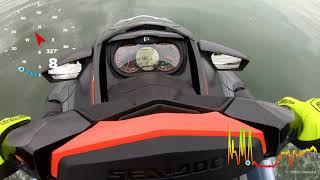 8. 2018 Sea Doo RXTX Experience